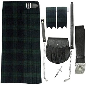 Kilt escoces barato